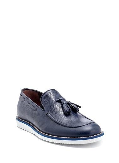 Derimod Erkek Loafer(2165) Casual Lacivert